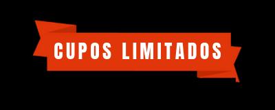 CUPOS LIMITADOS2